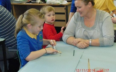 Remembrance Family Learning Afternoon